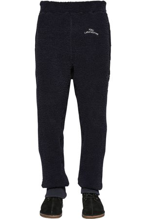 UNDERCOVER Embroidered Tech Terrycloth Sweatpants
