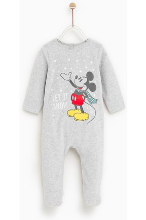 Zara MICKEY MOUSE® SLEEPSUIT