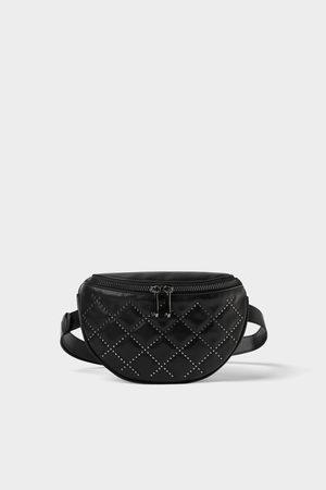 Zara STUDDED BELT BAG