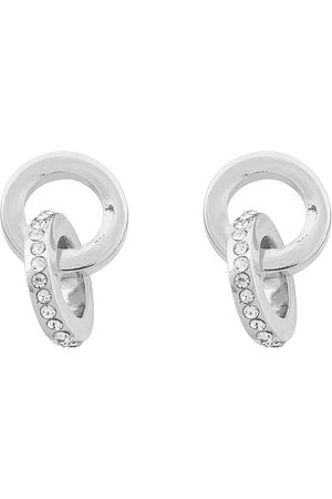 SNÖ of Sweden Connected Pendant Ear S/Clear