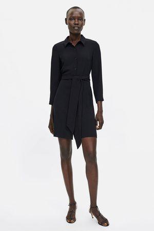 Zara TUNIC WITH BELT