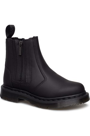 Dr. Martens Naiset Nilkkurit - 2976 Alyson W/Zips Black Snowplow Wp Shoes Chelsea Boots Ankle Boots Ankle Boot - Flat