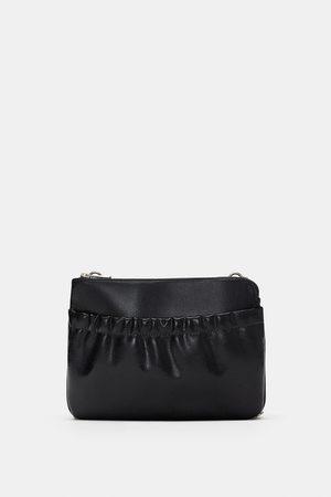 Zara CROSSBODY BAG WITH POCKET