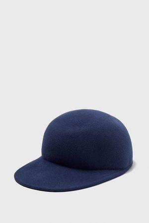 Zara Lakit - FELT WOOL CAP