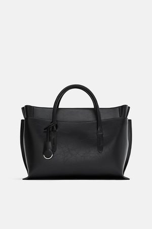 Zara OFFICE HANDBAG