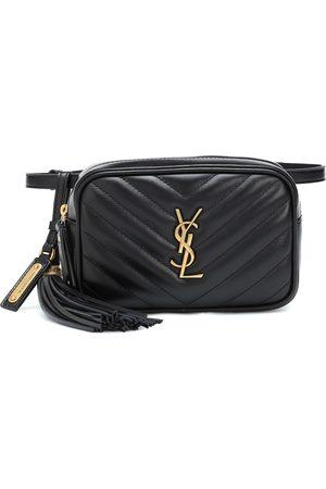 Saint Laurent Lou leather belt bag