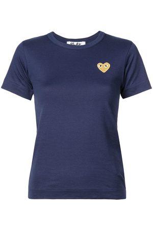 Comme des Garçons Gold Heart' T-shirt