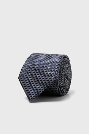 Zara WIDE TWO-TONE TIE