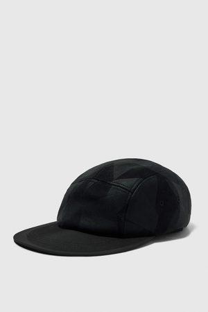 Zara GEOMETRIC PRINT CAP