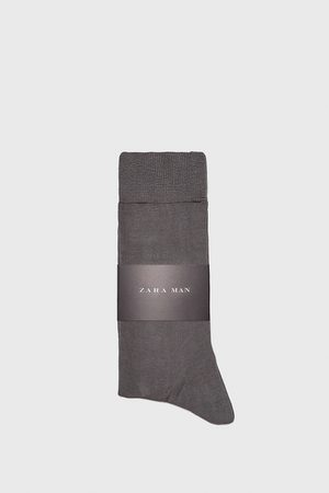 Zara PREMIUM QUALITY MERCERISED COTTON SOCKS