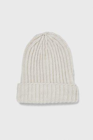 Zara Rib knit hat