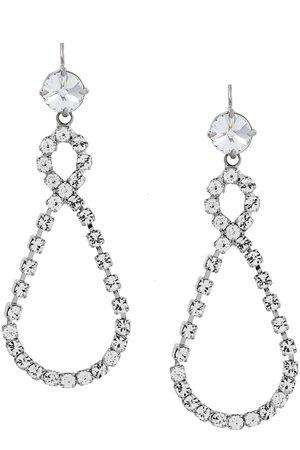 Miu Miu Infinity drop earrings