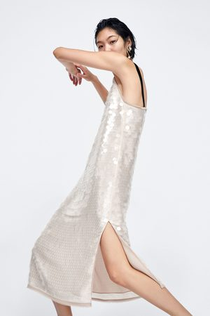 Zara SEQUIN DRESS
