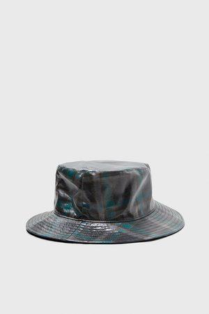 Zara Hatut - CHECK RAIN HAT