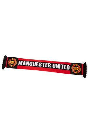 Official Team Manchester United Scarf - Mens