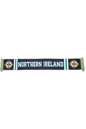 Official Team Northern Ireland Jacquard Scarf - Mens