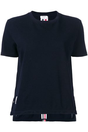 Thom Browne Naiset T-paidat - Relaxed fit T-shirt