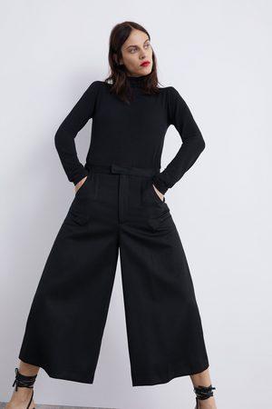 Zara SHORT CULOTTES