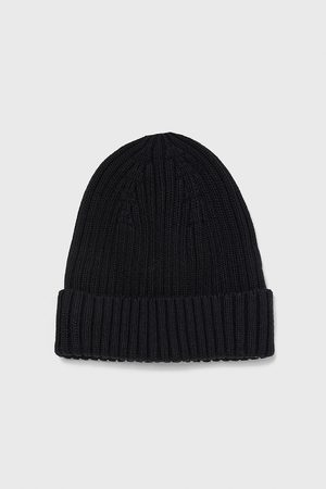 Zara RIBBED HAT