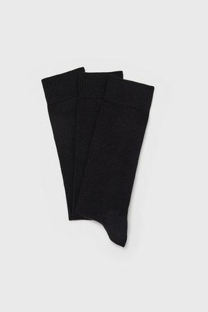 Zara Pack of plain socks