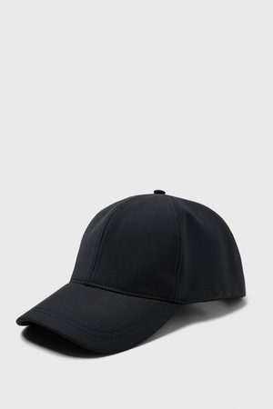 Zara TEXTURED PEAK CAP