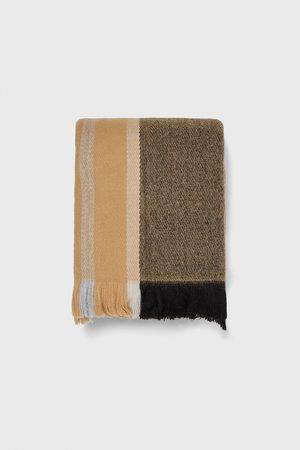 Zara Miehet Huivit - Striped scarf