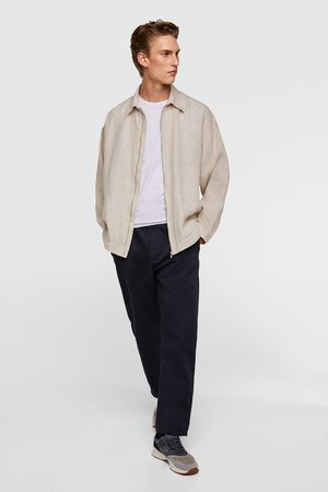 Zara FLOWING OVERSHIRT