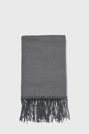 Zara Huivit - PLAIN SCARF WITH FRINGE