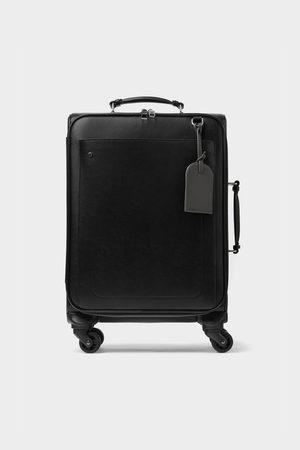 Zara Miehet Matkalaukut - Suitcase with colour detail