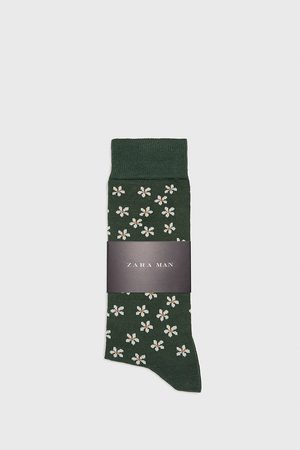 Zara DAISY MERCERISED SOCKS