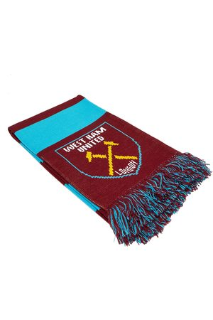 Forever Collectables West Ham United FC Scarf - Mens, /