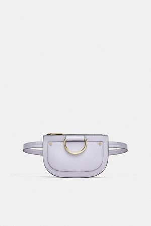 Zara BELT BAG WITH RING DETAIL