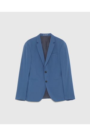 Zara PLAIN SUIT BLAZER