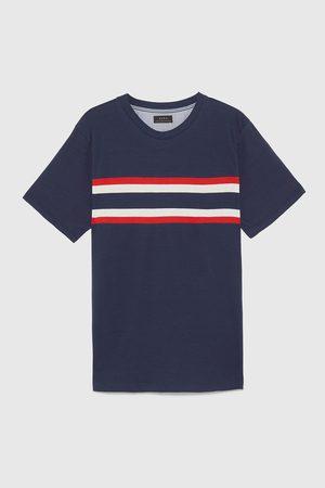 Zara T-paidat - TEXTURED T-SHIRT
