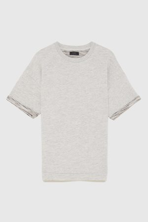 Zara PLUSH SWEATSHIRT