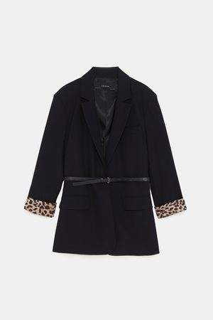 Zara BLAZER WITH BELT