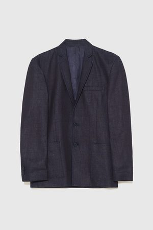 Zara DENIM BLAZER