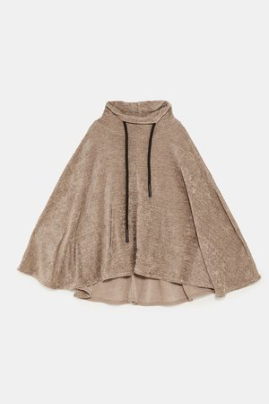Zara CAPE SWEATSHIRT