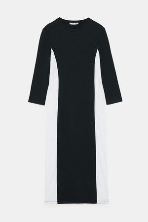 Zara COLOUR BLOCK DRESS
