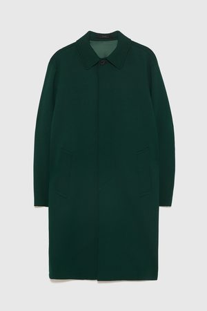 Zara TRENCH COAT WITH SIDE VENTS