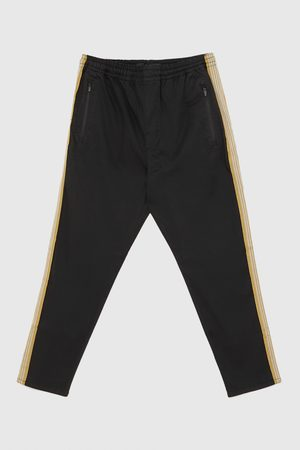 Zara JOGGING TROUSERS WITH SIDE TAPING
