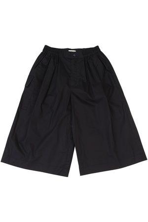 Once Wide Leg Cotton Poplin Pants