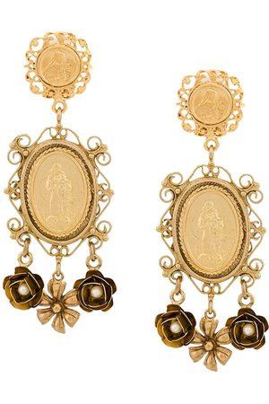 Dolce & Gabbana Naiset Korvakorut - Madonna earrings