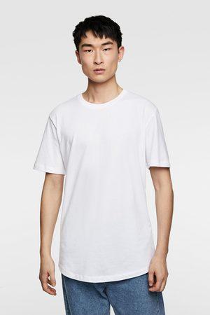 Zara BASIC LONG T-SHIRT