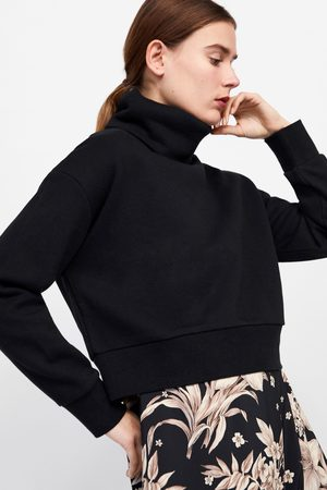 Zara Roll neck sweatshirt