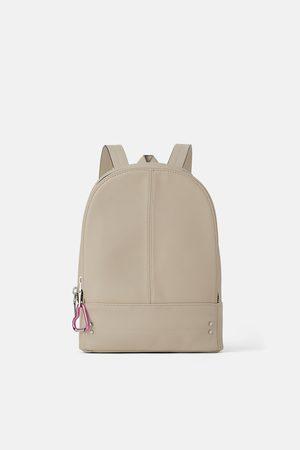 Zara Detailed backpack