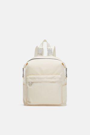 Zara Nylon backpack