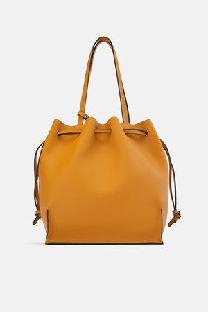 Zara Soft tote bag