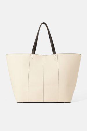 Zara Xxl join life tote bag