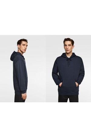 Zara Pouch pocket hoodie